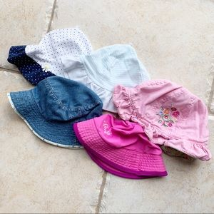 Girls 18M Hat Bundle